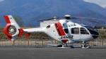 ゴンタさんが、双葉滑空場で撮影したジャネット EC135T2の航空フォト(写真)