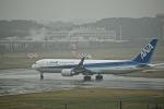 シャークレットさんが、成田国際空港で撮影した全日空 767-381/ERの航空フォト(写真)