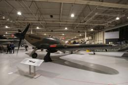 Koenig117さんが、RAF Museum Londonで撮影したイギリス空軍 Hurricane Mk1の航空フォト(飛行機 写真・画像)