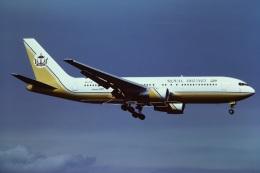 tassさんが、成田国際空港で撮影したロイヤルブルネイ航空 767-231(ER)の航空フォト(写真)