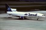 tassさんが、福島空港で撮影したエア・トランザット L-1011-385-3 TriStar 500の航空フォト(飛行機 写真・画像)