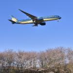 パンダさんが、成田国際空港で撮影したベトナム航空 A350-941XWBの航空フォト(写真)