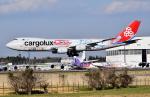 Dreamliner_NRT51さんが、成田国際空港で撮影したカーゴルクス 747-8R7F/SCDの航空フォト(写真)
