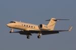 多楽さんが、成田国際空港で撮影した金鹿航空 G-IV-X Gulfstream G450の航空フォト(写真)