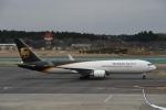 エルさんが、成田国際空港で撮影したUPS航空 767-34AF/ERの航空フォト(写真)