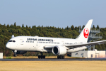 SGR RT 改さんが、成田国際空港で撮影した日本航空 787-8 Dreamlinerの航空フォト(写真)