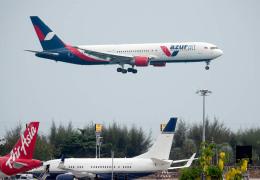 planetさんが、プーケット国際空港で撮影したアズール・エア 767-3Y0/ERの航空フォト(飛行機 写真・画像)