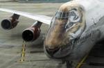 planetさんが、プーケット国際空港で撮影したロシア航空 747-446の航空フォト(写真)