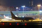 latchさんが、伊丹空港で撮影したアメリカ空軍 C-40C BBJ (737-7CP)の航空フォト(写真)
