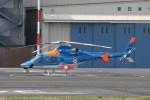 4engineさんが、東京ヘリポートで撮影した朝日航洋 430の航空フォト(写真)