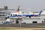 4engineさんが、東京ヘリポートで撮影した中日本航空 430の航空フォト(写真)
