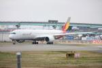 sky-DC-10さんが、福岡空港で撮影したアシアナ航空 A350-941XWBの航空フォト(写真)