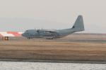 OMAさんが、岩国空港で撮影したアメリカ海兵隊 KC-130J Herculesの航空フォト(飛行機 写真・画像)