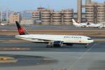 たまさんが、羽田空港で撮影したエア・カナダ 777-233/LRの航空フォト(写真)