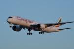 たっしーさんが、北京首都国際空港で撮影したエチオピア航空 A350-941XWBの航空フォト(写真)