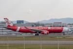 sg-driverさんが、福岡空港で撮影したエアアジア・エックス A330-343Xの航空フォト(写真)