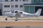 sg-driverさんが、熊本空港で撮影したジャパン・ジェネラル・アビエーション・サービス SR20の航空フォト(写真)