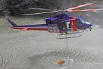 batilsさんが、NO DATAで撮影した岐阜県防災航空隊 412EPの航空フォト(写真)