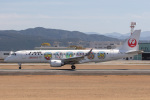 sg-driverさんが、熊本空港で撮影したジェイ・エア ERJ-190-100(ERJ-190STD)の航空フォト(写真)