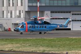 4engineさんが、東京ヘリポートで撮影した警視庁 S-92Aの航空フォト(飛行機 写真・画像)