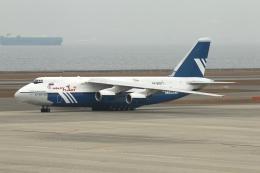 KAKOさんが、中部国際空港で撮影したポレット・エアラインズ An-124-100 Ruslanの航空フォト(飛行機 写真・画像)