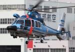 4engineさんが、東京ヘリポートで撮影した警視庁 EC155B1の航空フォト(写真)