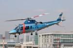 4engineさんが、東京ヘリポートで撮影した警視庁 A109E Powerの航空フォト(写真)
