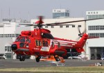 4engineさんが、東京ヘリポートで撮影した東京消防庁航空隊 EC225LP Super Puma Mk2+の航空フォト(写真)