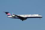 mogusaenさんが、成田国際空港で撮影したアイベックスエアラインズ CL-600-2C10 Regional Jet CRJ-702ERの航空フォト(飛行機 写真・画像)