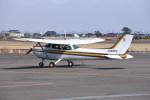 kumagorouさんが、仙台空港で撮影した日本個人所有 172P Skyhawk IIの航空フォト(写真)
