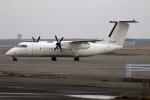 北の熊さんが、新千歳空港で撮影したUnknown Owner  DHC-8-300の航空フォト(写真)