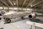 Koenig117さんが、RAF Museum Londonで撮影したイギリス空軍 Meteor F.8の航空フォト(写真)