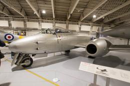 Koenig117さんが、RAF Museum Londonで撮影したイギリス空軍 Meteor F.8の航空フォト(飛行機 写真・画像)