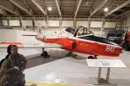 Koenig117さんが、RAF Museum Londonで撮影したイギリス空軍 Jet Provost T.5Aの航空フォト(飛行機 写真・画像)