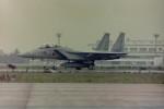 ヒロリンさんが、小松空港で撮影した航空自衛隊 F-15DJ Eagleの航空フォト(写真)