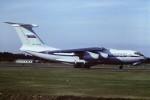 tassさんが、成田国際空港で撮影したアエロフロート・カーゴ Il-76TDの航空フォト(写真)