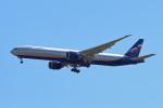 szkkjさんが、成田国際空港で撮影したアエロフロート・ロシア航空 777-300の航空フォト(写真)