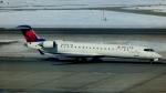 Bluewingさんが、ミネアポリス・セントポール国際空港で撮影したデルタ・コネクション CL-600-2C10 Regional Jet CRJ-701ERの航空フォト(写真)