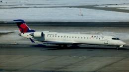 Bluewingさんが、ミネアポリス・セントポール国際空港で撮影したデルタ・コネクション CL-600-2C10 Regional Jet CRJ-701ERの航空フォト(飛行機 写真・画像)