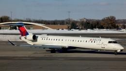 Bluewingさんが、ミネアポリス・セントポール国際空港で撮影したデルタ・コネクション CL-600-2D24 Regional Jet CRJ-900LRの航空フォト(飛行機 写真・画像)
