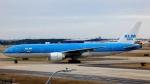 Bluewingさんが、ハーツフィールド・ジャクソン・アトランタ国際空港で撮影したKLMオランダ航空 777-206/ERの航空フォト(写真)