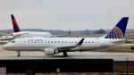 Bluewingさんが、ハーツフィールド・ジャクソン・アトランタ国際空港で撮影したユナイテッド・エクスプレス ERJ-170-200 LR (ERJ-175LR)の航空フォト(写真)