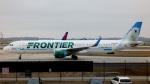 Bluewingさんが、ハーツフィールド・ジャクソン・アトランタ国際空港で撮影したフロンティア航空 A321-211の航空フォト(写真)