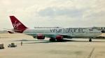 Bluewingさんが、ハーツフィールド・ジャクソン・アトランタ国際空港で撮影したヴァージン・アトランティック航空 747-41Rの航空フォト(写真)