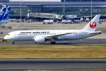NANASE UNITED®さんが、羽田空港で撮影した日本航空 787-8 Dreamlinerの航空フォト(写真)
