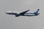 アイトムさんが、八尾空港で撮影した全日空 777-281/ERの航空フォト(写真)