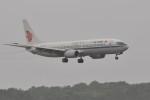 kumagorouさんが、仙台空港で撮影した中国国際航空 737-86Nの航空フォト(写真)