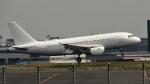 Ocean-Lightさんが、羽田空港で撮影したエミレーツ航空 A319-115CJの航空フォト(飛行機 写真・画像)