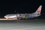 pringlesさんが、長崎空港で撮影した日本航空 737-846の航空フォト(写真)