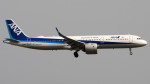 Ocean-Lightさんが、羽田空港で撮影した全日空 A321-272Nの航空フォト(飛行機 写真・画像)